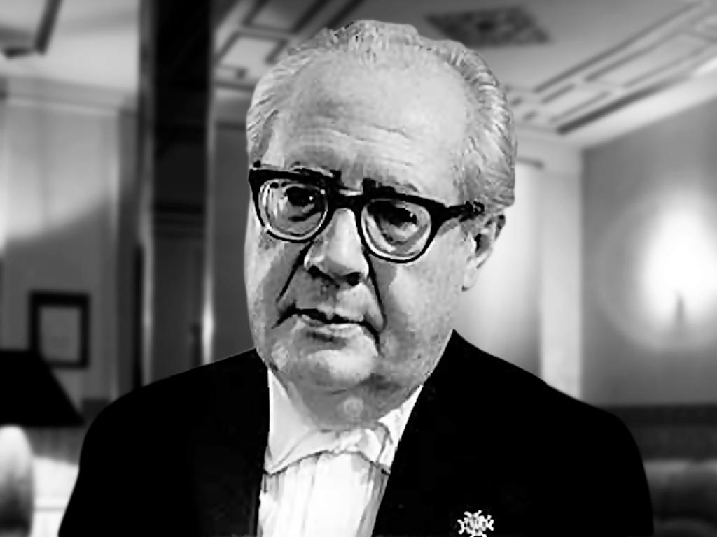 . Andrés Segovia .