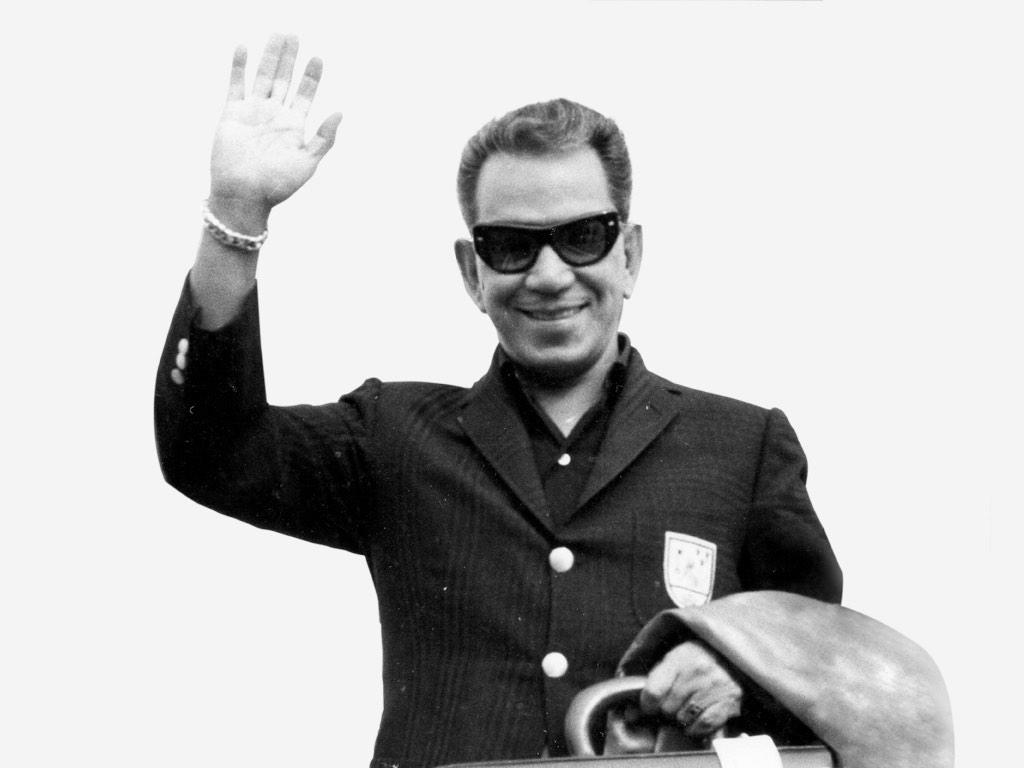 ". Mario Moreno ""Cantinflas"" ."