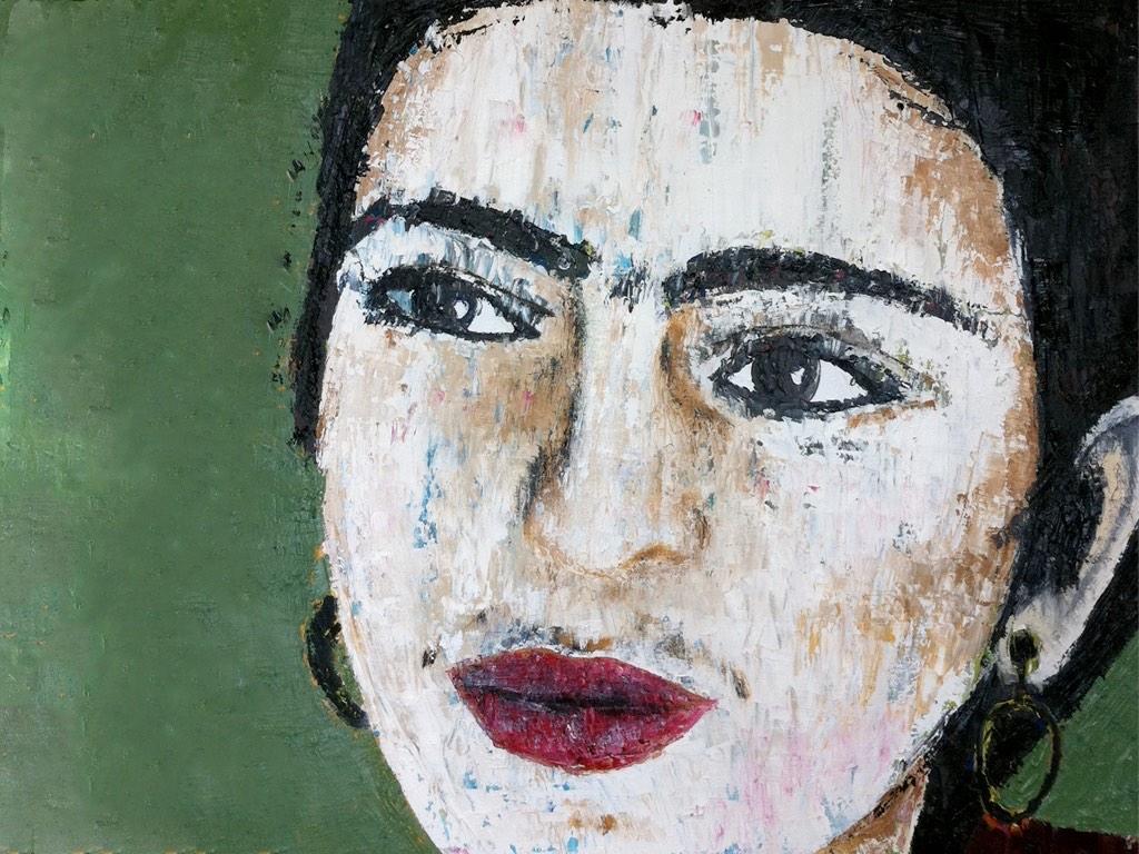 . Frida Kahlo .