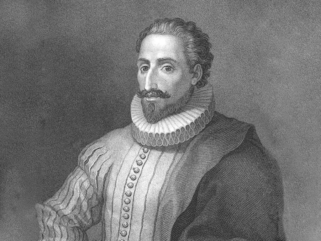 . Miguel de Cervantes Saavedra .