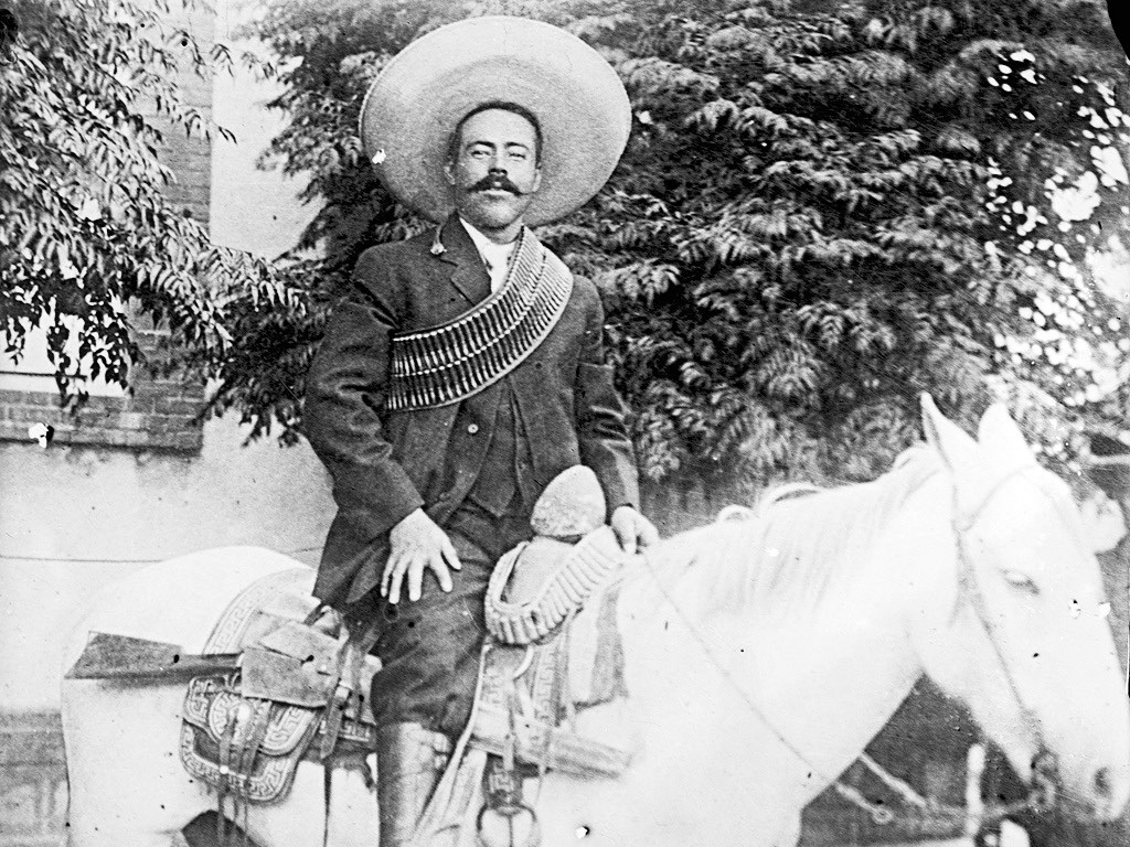. Pancho Villa .