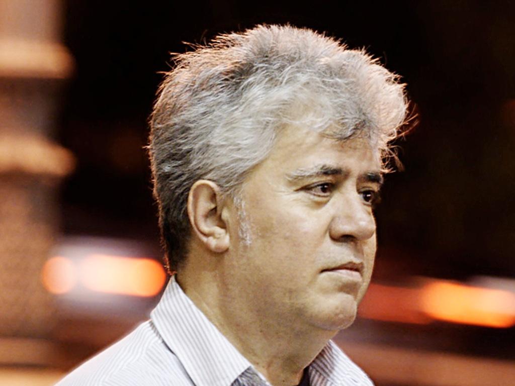 . Pedro Almodóvar .