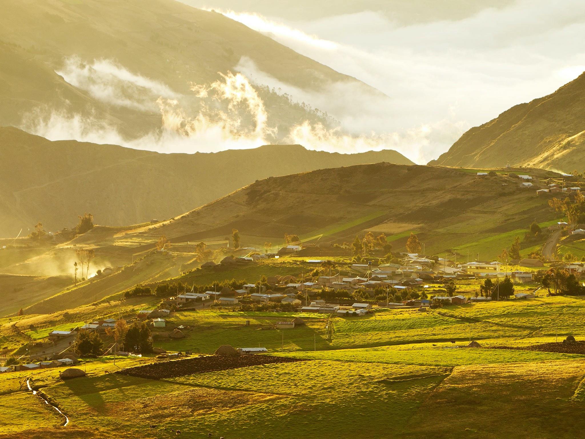 . Chimborazo .
