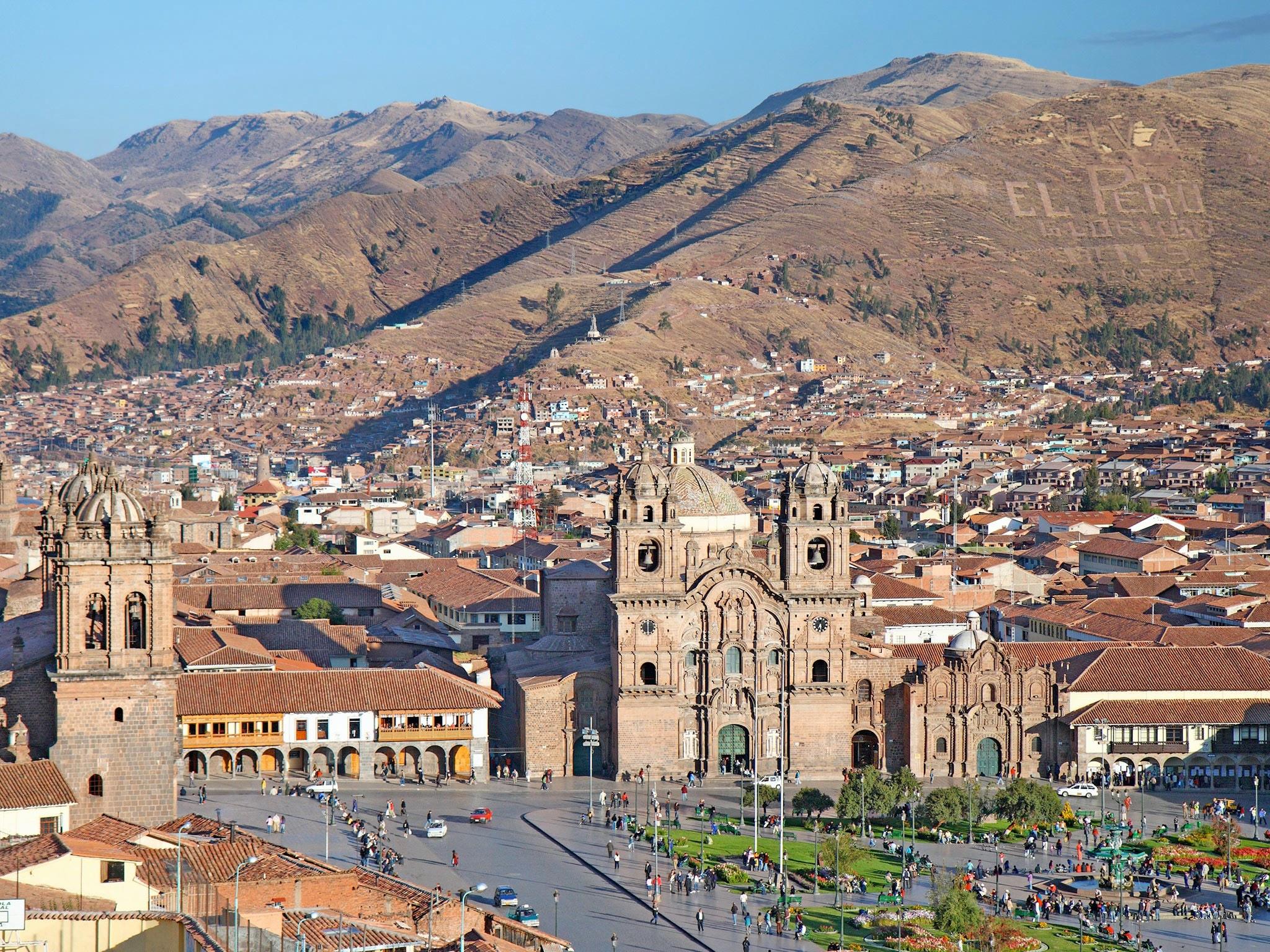 . Cuzco .