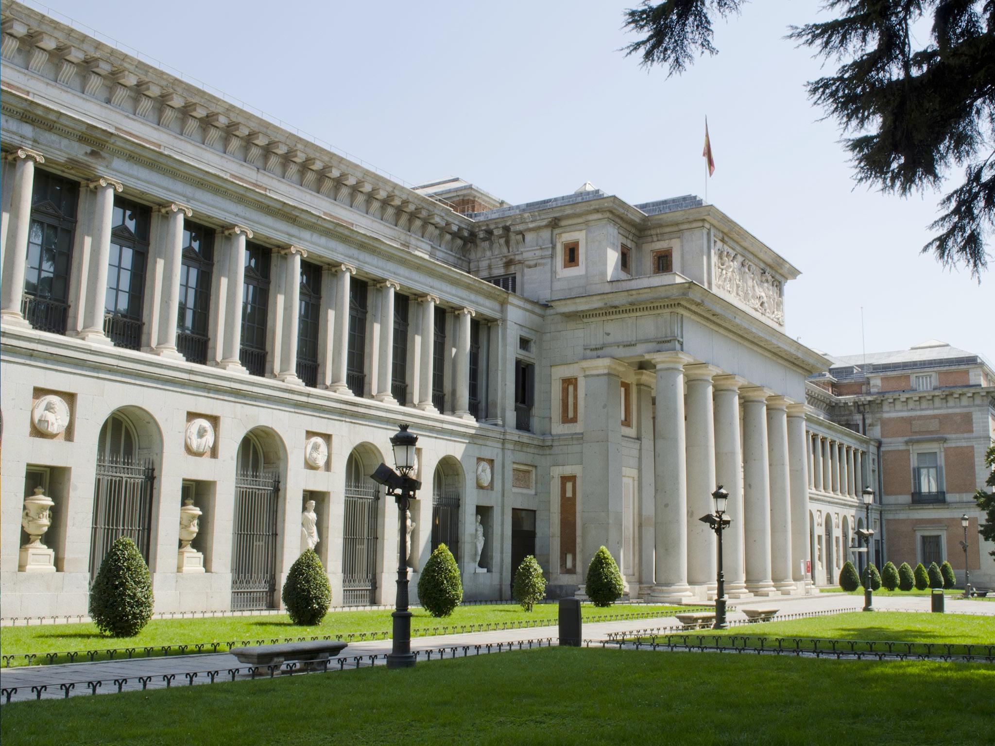 . MUSEO DEL PRADO (MADRID) .
