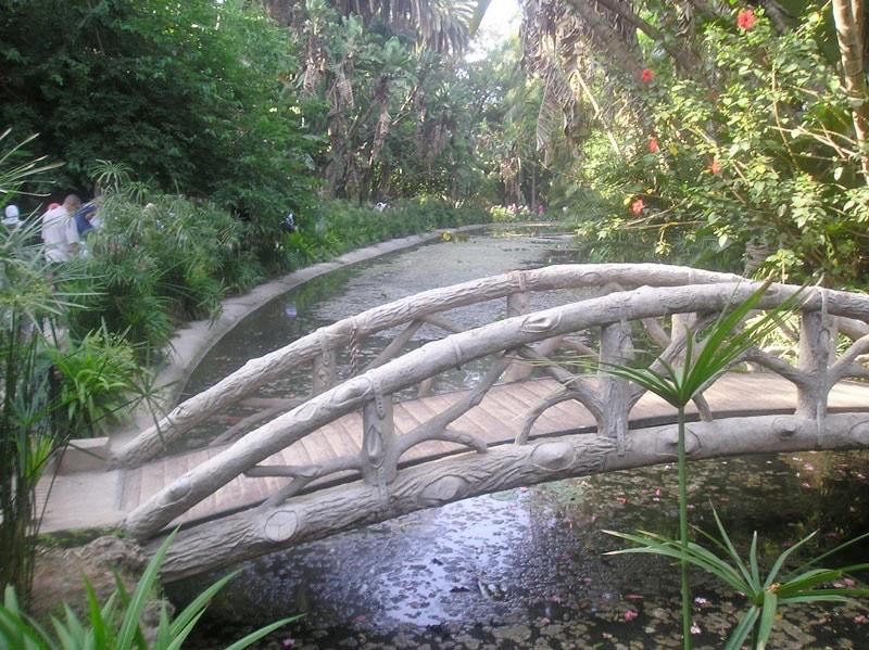 . Jardin d'Essai du Hamma .