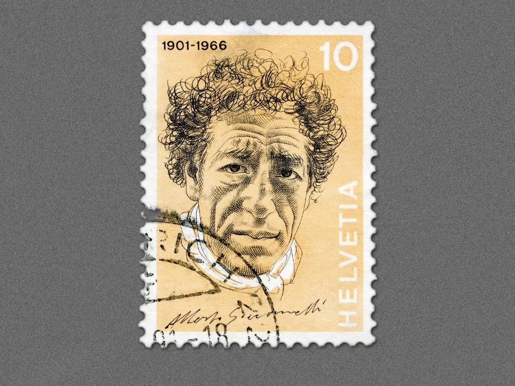 . Alberto Giacometti .