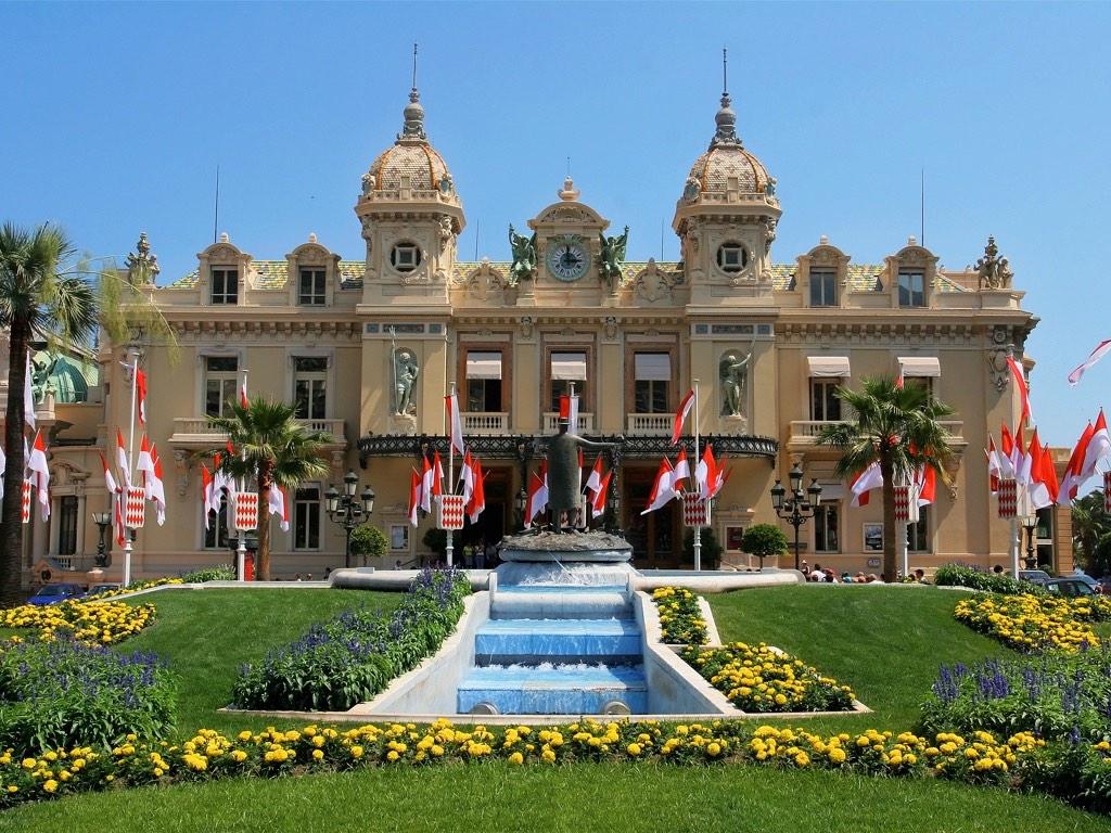 . Casino de Monte-Carlo .