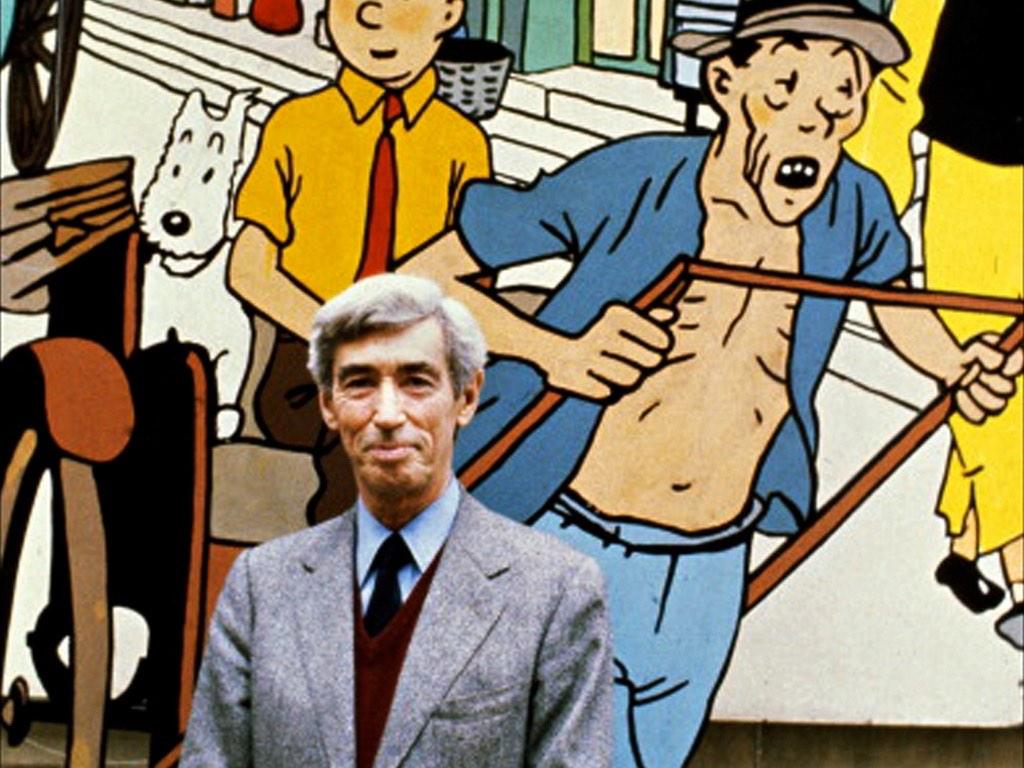 . Georges Prosper Rémi dit Hergé .