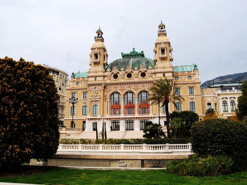 . Opéra de Monte-Carlo .