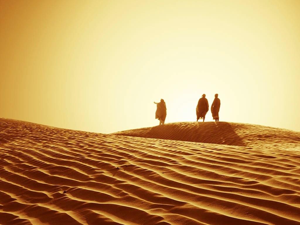 . Le Sahara .